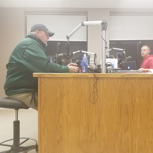 Keith Janicke joins the Roseau Rams Coaches Show