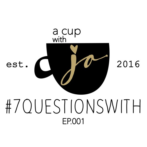 #ACUPWITHJO - #7QUESTIONSWITH - EP.001 - CHRIS SMITH & JORDAN SCHILLECI