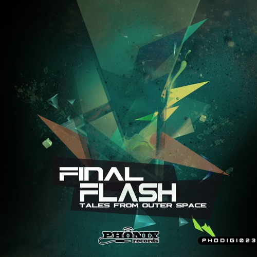 FinalFlash - Tales From Outer Space EP