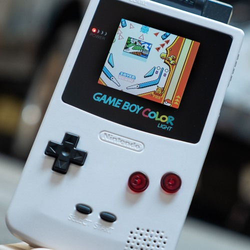 Game Boy Color Light Test Loop By Esotericsean On