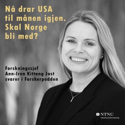 Nå drar USA til månen igjen. Skal Norge bli med?