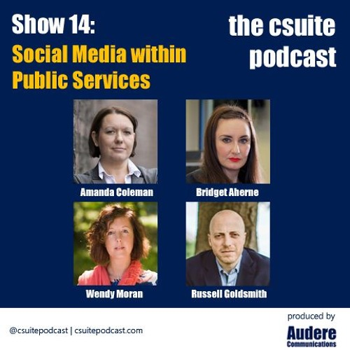 Show 14 - Social Media within Public Services - Welcome to Minority Report