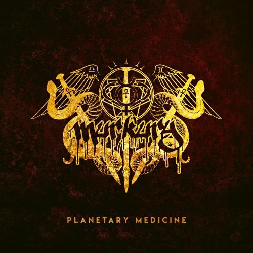 Murkury - Planetary Medicine (LP) 2018