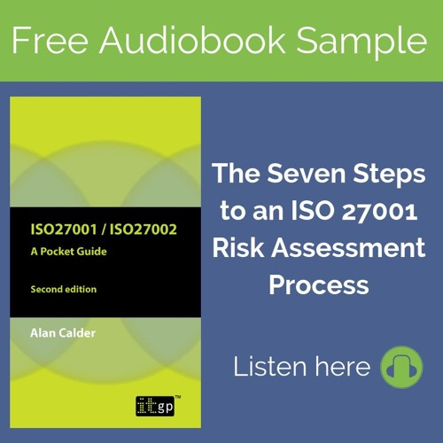 The Seven Steps to an ISO 27001 Risk Assessment Process by