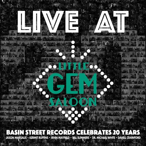 Live At Little Gem Saloon: Basin Street Records Celebrates 20 Years (Clips)