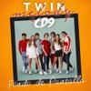 Twin Melody, CD9 - Fondo De Pantalla Portada del disco
