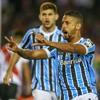 Gol - River Plate 0x1 Grêmio (Libertadores) - Grêmio Rádio Umbro 90.3 FM