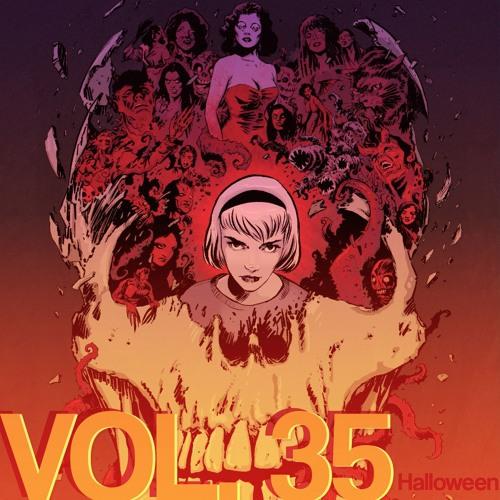 Vol. 35: 'Las escalofriantes aventuras de Sabrina'