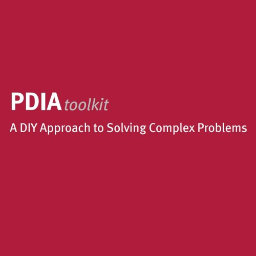 PDIAtoolkit: A DIY Approach to Solving Complex Problems