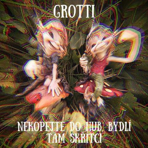 Grotti - Nekopejte do hub, bydlí tam skřítci /Dark forest psytrance/(Free download)