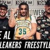 Albee Al Freestyle W The L.A. Leakers - Freestyle 061