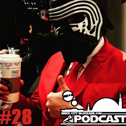 Brick City Blockade Podcast Episode XXVIII | Ghoulish Galaxy Talk