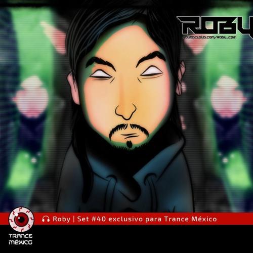Roby / Set #40 exclusivo para Trance México