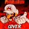 Undertale Hacked - PYROLUTION [Cover] Early Birthday Present!