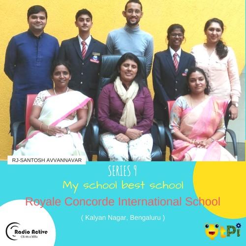 My School Best School Series 9-Royal Concorde International School-Kalyan Nagar