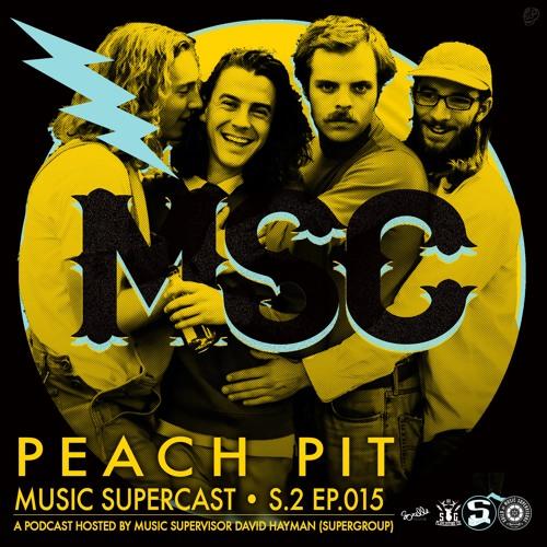 MSC 2.015 • PEACH PIT