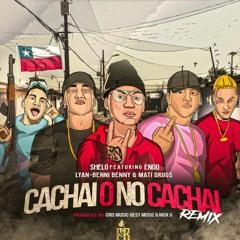 """Shelo❌mati drugs❌benni benny❌endo❌lyan - """"Cachai o no cachai""""(remix)✔🎧"""