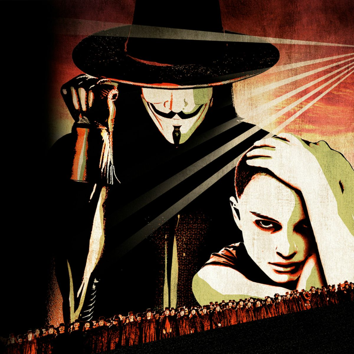 V is for V for Vendetta