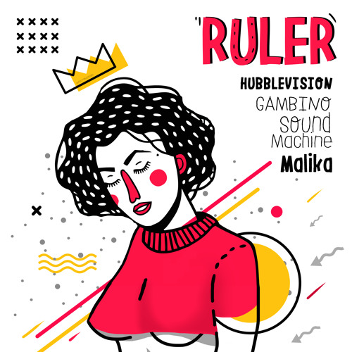 """""""Ruler"""" w HUBBLEVISION (ft.Malika) [extended]"""