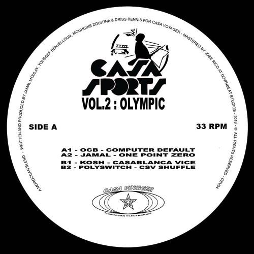 CSV04 - Casa Sports Vol.2 : Olympic