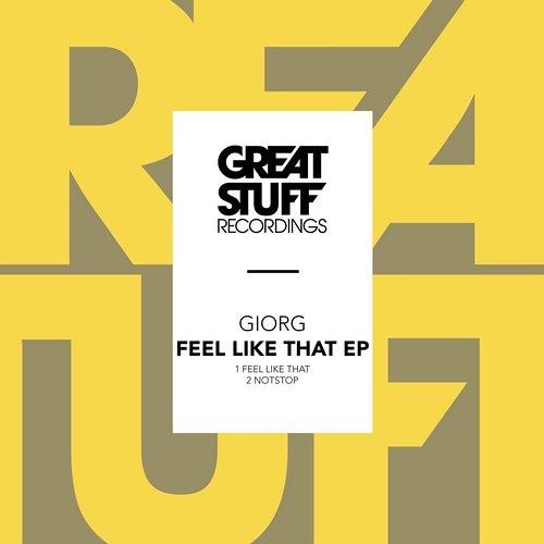 Feel Like That (Original Mix)