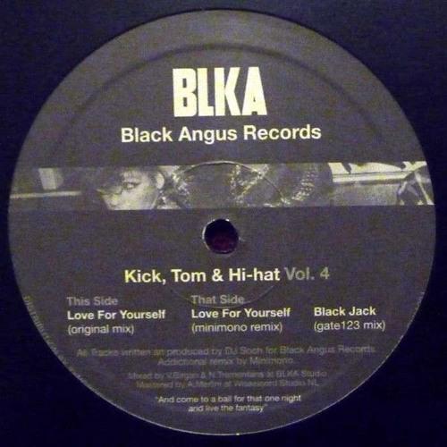 """Dj Soch """"Kick, tom & hi-hat Vol. 4"""""""