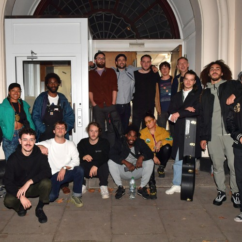 Gilles Peterson U.K. Jazz Special Live at Maida Vale - The Chapel & Tunnels