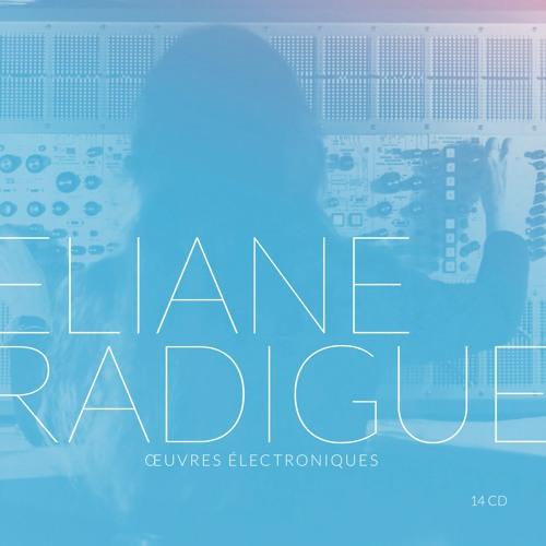 Eliane Radigue - Oeuvres Électroniques