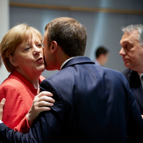 Close contact? Coalition building in the EU