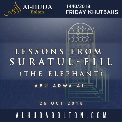 Lessons From Suratul-Fiil (The Elephant)