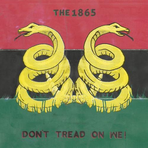 1865 - Don't Tread on We!