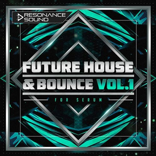Resonance Sound - Future House and Bounce Vol.1 for Serum