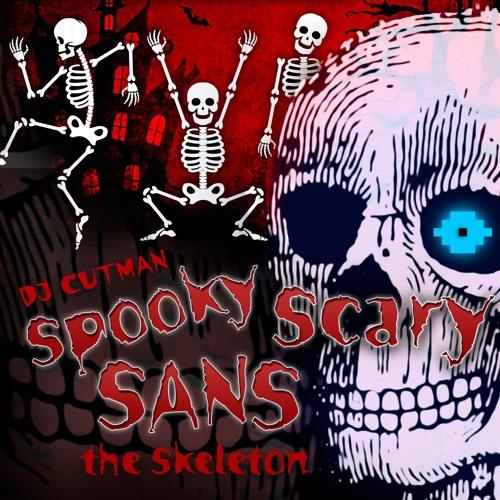 Spooky Scary Sans The Skeleton