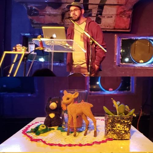 Rodolfo and the Altar
