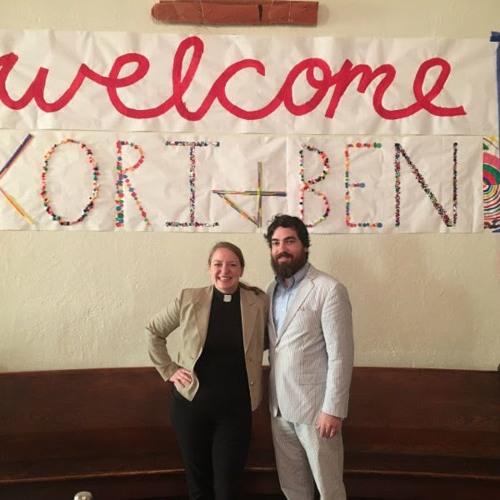 Kori's First Sermon At First Presbyterian