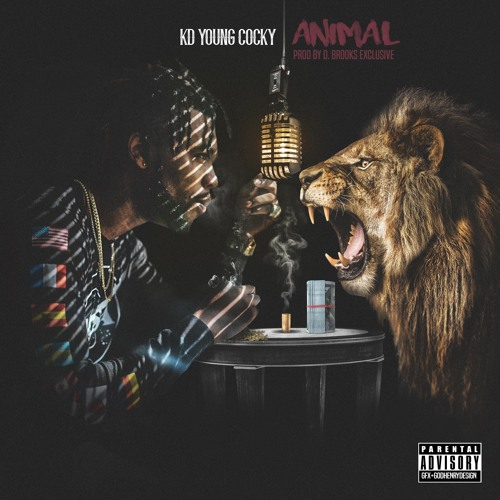 KD Young Cocky - Animal (prod by D. Brooks Exclusive)
