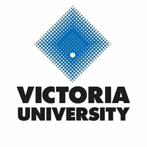 Ralph Barba with Alice Growden - Victoria University RADIO ED WEEK on LIVE FM