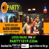 Alicia Gooding talks career + Hustle In Brooklyn on BET + love advice on party1019.com