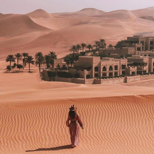Lost In Desert Mix