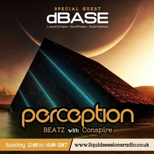DNBE Vaults - Perception Beatz - CONSPIRE and DBASE by Drum and Bass