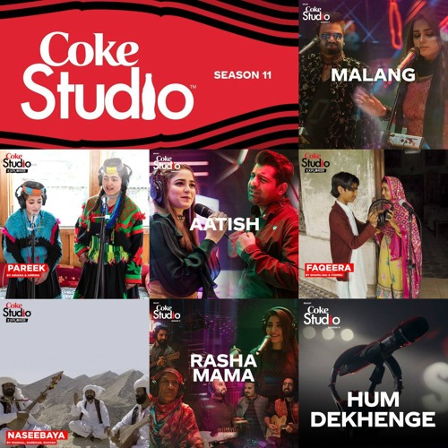 Coke Studio Pakistan, Season 11 (2018) - Top 10 by Milliblog
