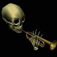 Spooky Scary Japanese Skeletons