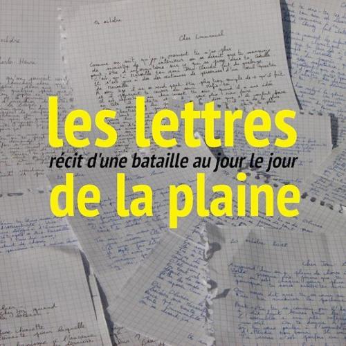Lettres de la plaine