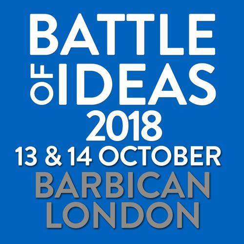 Battle of Ideas 2018