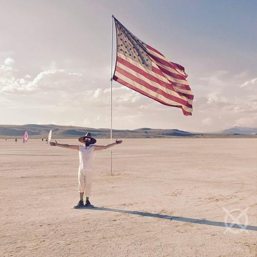 Luca Bacchetti [Sunset Dj Set] @ Playground -  Burning Man 2018