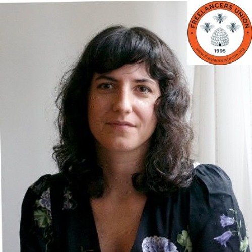 A Conversation with Caitlin Pearce, Exec. Dir. of the  Freelancers Union