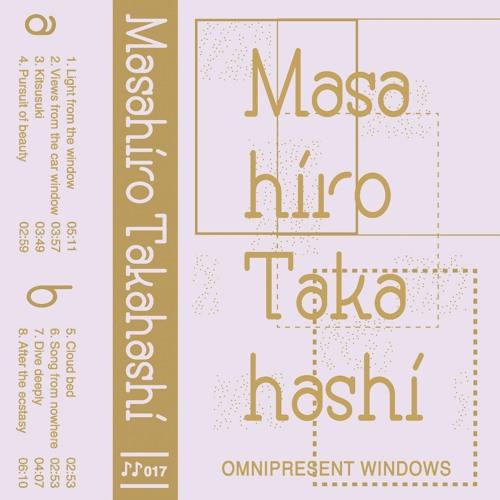 Masahiro Takahashi - Cloud Bed (JJ017 - out 5/11/2018)
