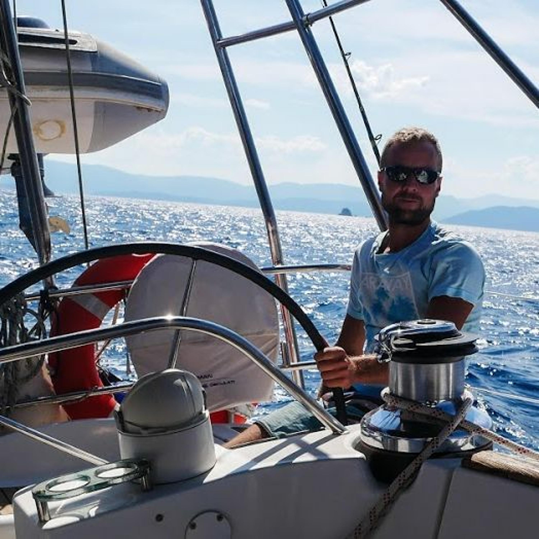 Kreeka saared Reisikaja 21. saade. Maido Lipp: jahipuhkus Vahemerel ei ole pelgalt luksus