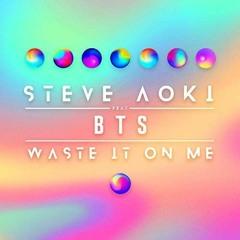 8D    Steve Aoki Ft. BTS - Waste It On Me