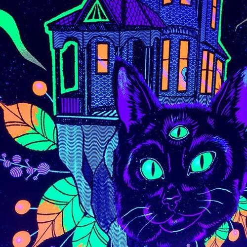 Cryztal Roze - Live @ BassMint Halloween 10.26.18 Downtempo Trap Dubstep Bass 😱👻🎃🔥